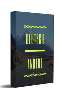 Vocavel Grundwortschatz Deutsch zu 5 europäischen Sprachen eBook