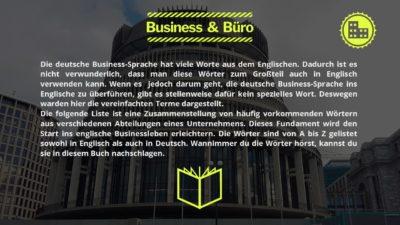 Business & Büro Erklärung